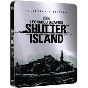 Shutter Island - Paramount Centenary Limited Edition Steelbook