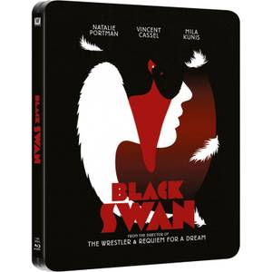 Black Swan - Limited Edition Steelbook