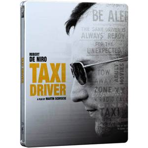Taxi Driver - Zavvi Exclusive Limited Edition Steelbook