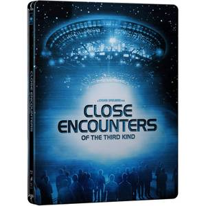 Close Encounters of the Third Kind - Zavvi UK Exclusive Limited Edition Steelbook