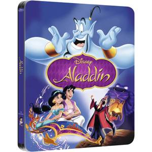 Aladdin - Zavvi UK Exclusive Limited Edition Steelbook (The Disney Collection #1)
