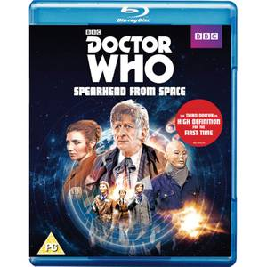 Doctor Who: Spearhead From Space - Special Edition
