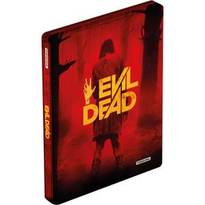 Evil Dead - Zavvi Exclusive Limited Edition Steelbook (Includes DVD)