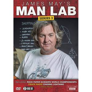 James May's Man Lab - Series 3