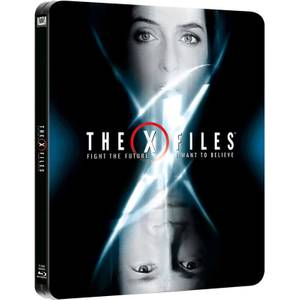 The X Files: Fight the Future / The X Files: I Want to Believe - Limited Edition Steelbook