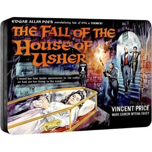 The Fall of the House of Usher - Steelbook Edition (UK EDITION)