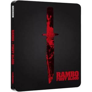 Rambo: First Blood - Zavvi Exclusieve Beperkte Editie Steelbook