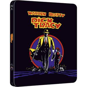 Dick Tracy - Steelbook édition limitée exclusive Zavvi