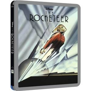 The Rocketeer - Zavvi Exclusive Limited Edition Steelbook