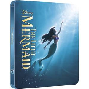 The Little Mermaid - Zavvi Exclusive Limited Edition Steelbook (The Disney Collection #3)
