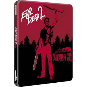 Evil Dead 2 - Zavvi Exclusive Limited Edition Steelbook