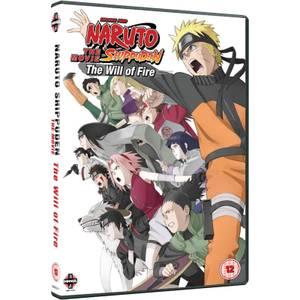 Naruto Shippuden - Movie 3: Will of Fire