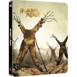 Planet of the Apes (1968) - Zavvi UK Exclusive Limited Edition Steelbook