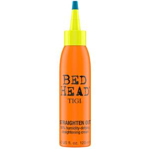 Crema alisante termoprotectora Tigi Bed Head Straighten Out - 120ml