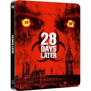 28 Days Later - Limited Edition Steelbook (UK EDITION)