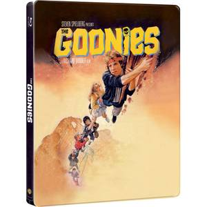 The Goonies - Zavvi UK Exclusive Limited Edition Steelbook