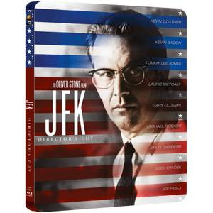 JFK - Limited Edition Steelbook