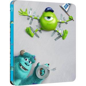 Monsters University - Exclusivité Zavvi - Steelbook Édition Limitée