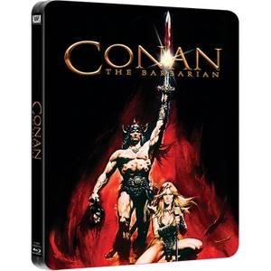 Conan Barbarian - Beperkte Editie Steelbook