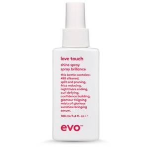 Спрей для блеска волос evo Love Touch Shine Spray (100 мл)