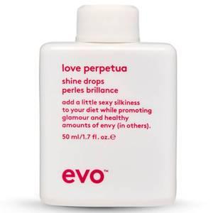 evo Love Perpetua Shine Drops plyn zapewniajacy blyszczace wlosy (50 ml)