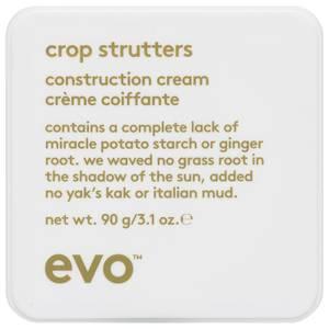 evo Crop Strutters Construct krem do stylizacji wlosów o srednim polysku (90 ml)