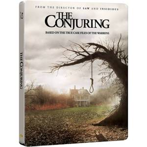 The Conjuring - Zavvi Exclusive Limited Edition Steelbook