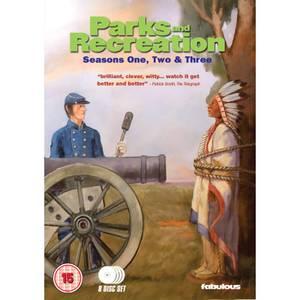 Parks and Recreation - Temporadas 1-3