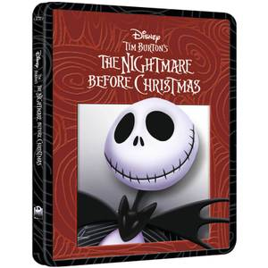 The Nightmare Before Christmas - Zavvi UK Exclusive Limited Edition Steelbook