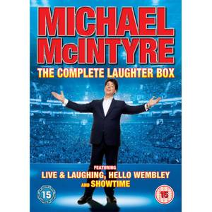 Michael Mcintyre – The Complete Laughter Box