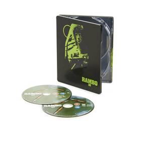 Rambo III - Zavvi Exclusieve Beperkte Editie Steelbook