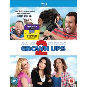 Grown Ups 2 - Mastered in 4K Edition