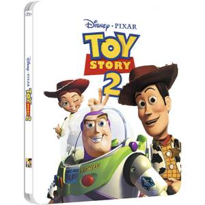 Toy Story 2 - Zavvi UK Exclusive Limited Edition Steelbook (The Pixar Collection #4)