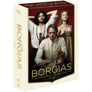 The Borgias - Seasons 1-3