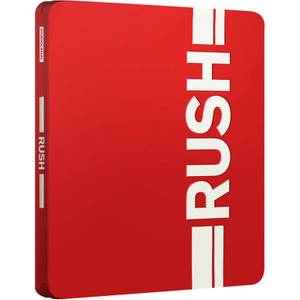 Rush - Limited Edition Steelbook (UK EDITION)