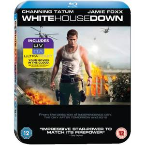 White House Down - Steelbook Edition (Includes UltraViolet Copy) (UK EDITION)