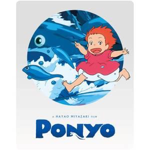 Ponyo - Steelbook Edition (Includes DVD) (UK EDITION)