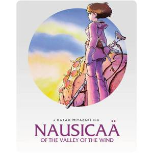 Nausicaä of the Valley of the Wind - Steelbook Edition (Includes DVD)