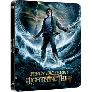 Percy Jackson and the Lighting Thief - Limited Edition Steelbook (UK EDITION)