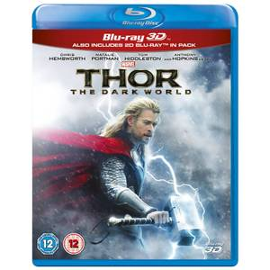 Thor 2: The Dark World 3D