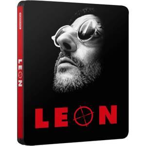 Leon: 20th Anniversary Special - Steelbook Edition (UK EDITION)