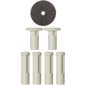 PMD Replacement Discs White - Ultra Sensitive