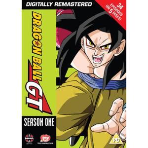 Dragon Ball GT - Season 1: Episodes 1-34