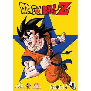 Dragon Ball Z - Season 1: Part 1 (Episodes 1-7)