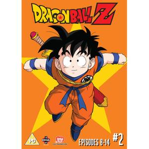 Dragon Ball Z - Season 1: Part 2 (Episodes 8-14)