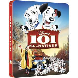 Les 101 Dalmatiens - Exclusivité Zavvi - Steelbook Édition Limitée (Collection Disney #10)