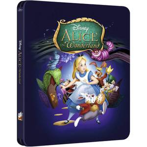 Alice in Wonderland - Zavvi Exclusive Limited Edition Steelbook (Disney Collectie #11)
