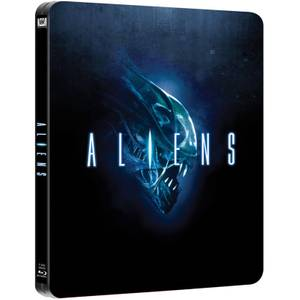Aliens - Zavvi UK Exclusive Limited Edition Steelbook - Gloss Finish