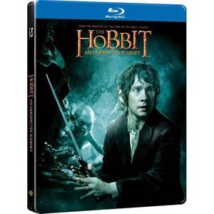 The Hobbit: An Unexpected Journey - Limited Edition Steelbook