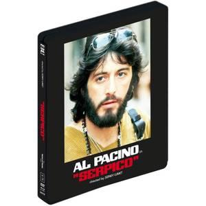 Serpico - Steelbook Edition (Masters of Cinema)